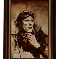 WWII Fighter pilot